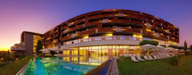 Drei Luxus-Spa-Resorts im Check