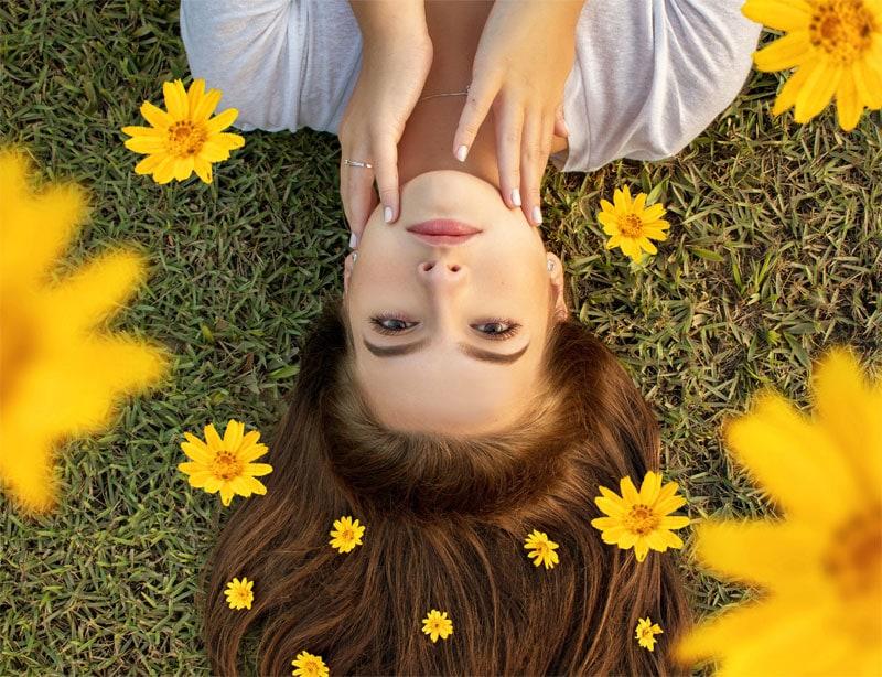Körperlichen Beschwerden vorbeugen mit regelmäßiger Entspanung.