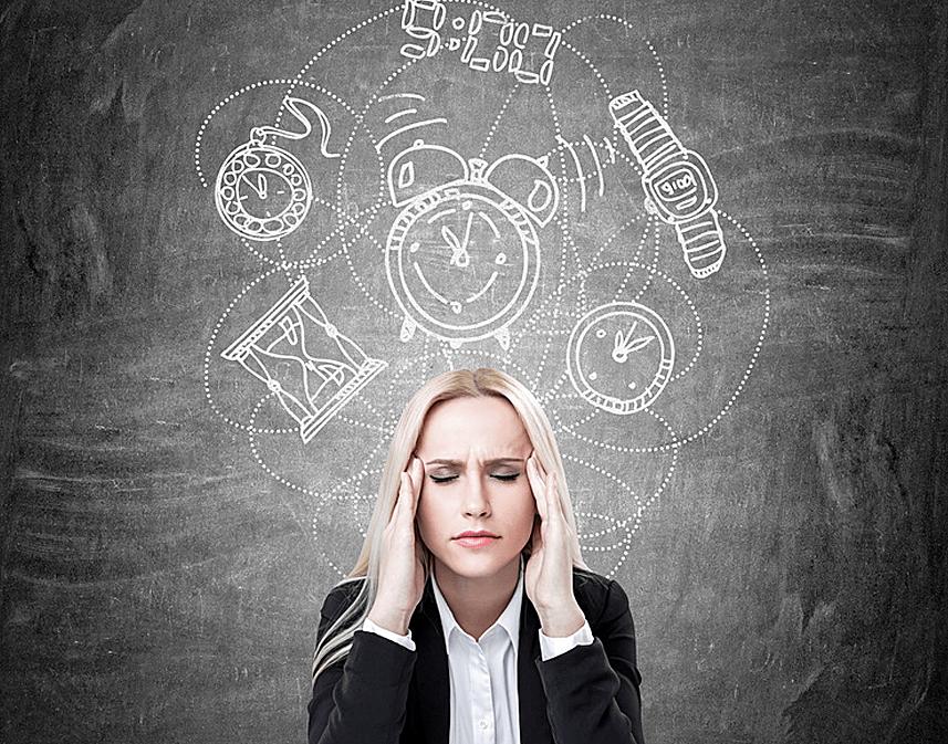 Stress im Job - was hilft?