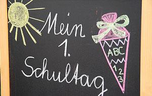 Wir liefern dir Vorschläge für die Befüllung der Schultüte; © banglds - Fotolia.com