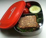 Nachhaltig und gesund: LunchBots aus Edelstahl; © www.lunchbots.de