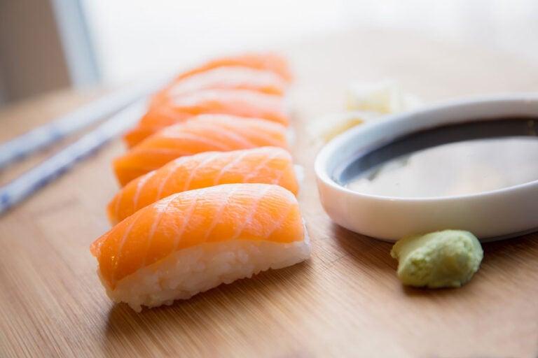Detox-Rezept: No-Carb-Sushi