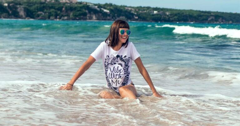Trendige T-Shirts für den Sommer
