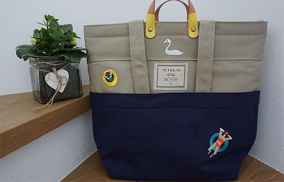 Die Iconic Swift Bag von Ta.Tha.Ta