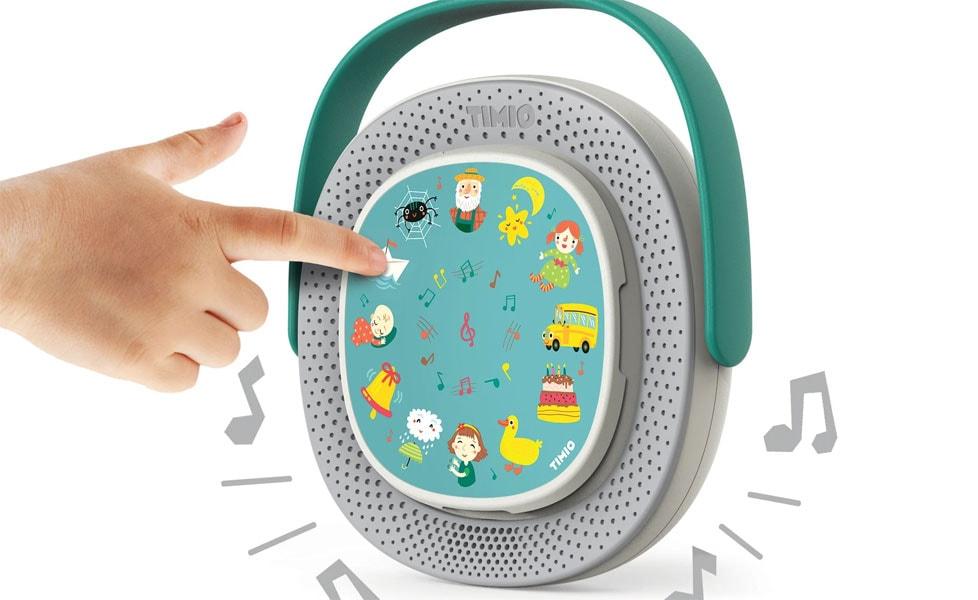 Pädagogisch wertvoll: das Audio System Timio
