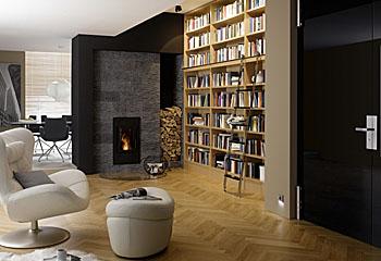 Parkettboden im Wohnzimmer; Bildquelle: Parkett-Store 24