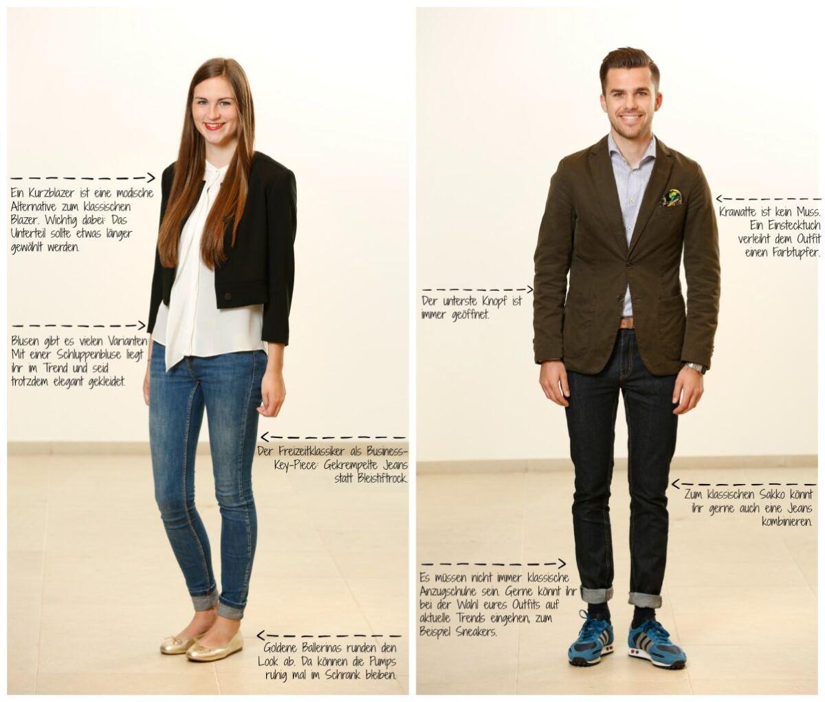 Tipps für das richtige Outfit fürs Vorstellungsgespräch Bildquelle: Peek & Cloppenburg