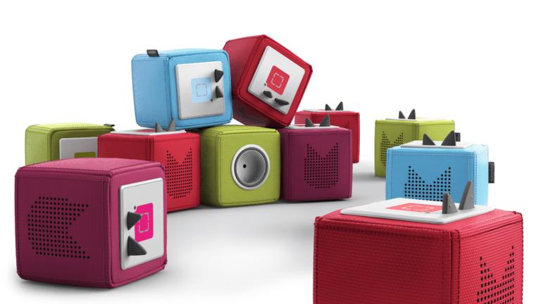 Produkt-Test: Tonies - das neue Audiosystem fürs Kinderzimmer