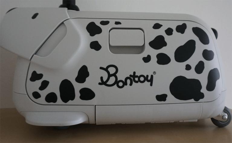 Produkttest: Bontoy Traveller Kinderkoffer