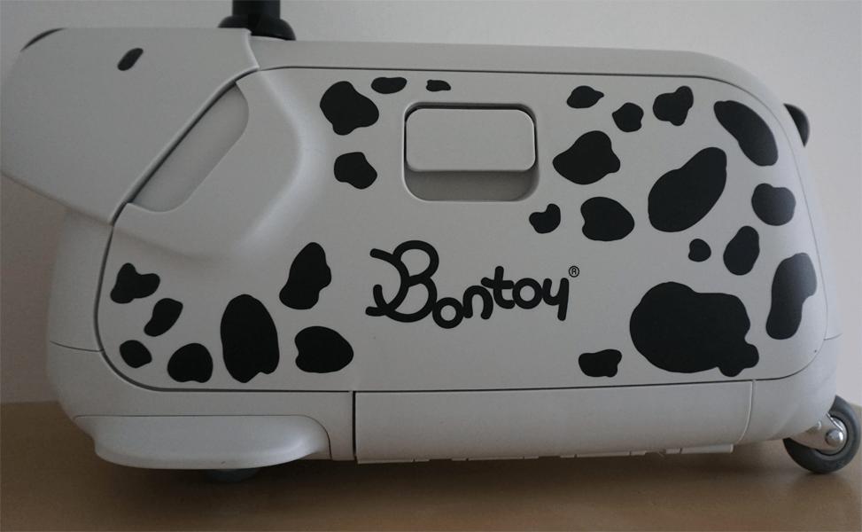 Niedlicher Kinderkoffer von Bontoy