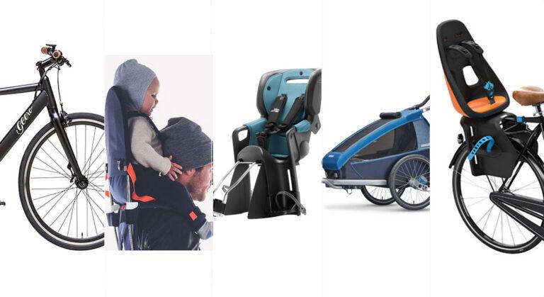 Unterwegs mit Kind - mobile Ausrüstung im Women30plus-Test