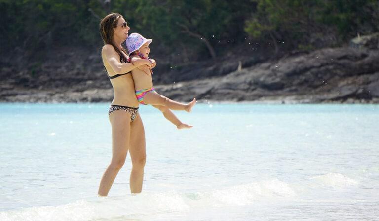 Urlaub am Meer mit Kindern