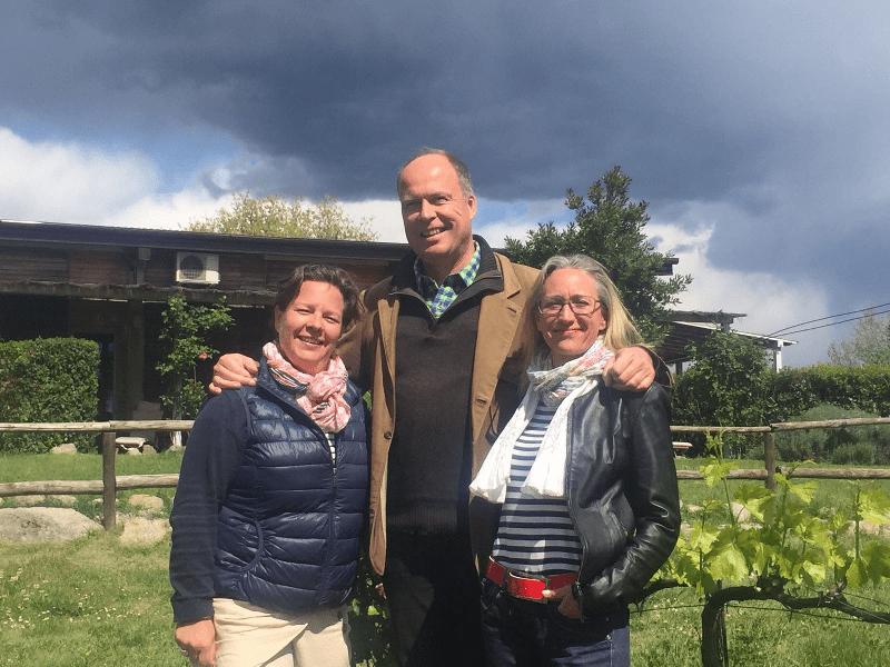 Karin Lakics, Dr. Martin Kerres und Mag. Evelyn Klima