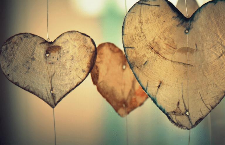 Wunschliste für den Valentinstag