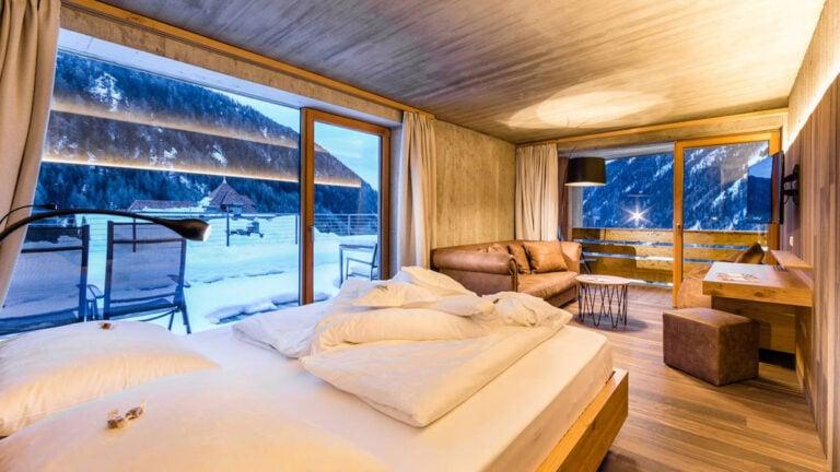Hotel-Test: Valserhof in Südtirol