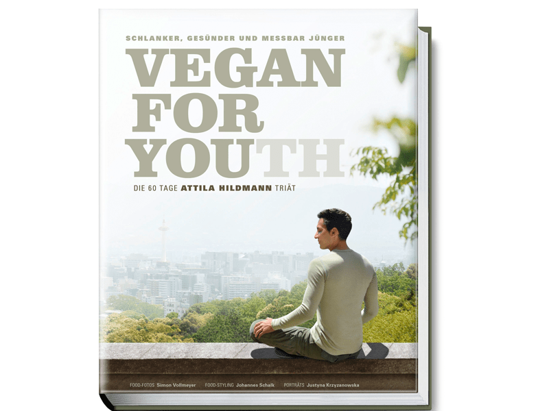 Vegan for Youth von Attila Hildmann
