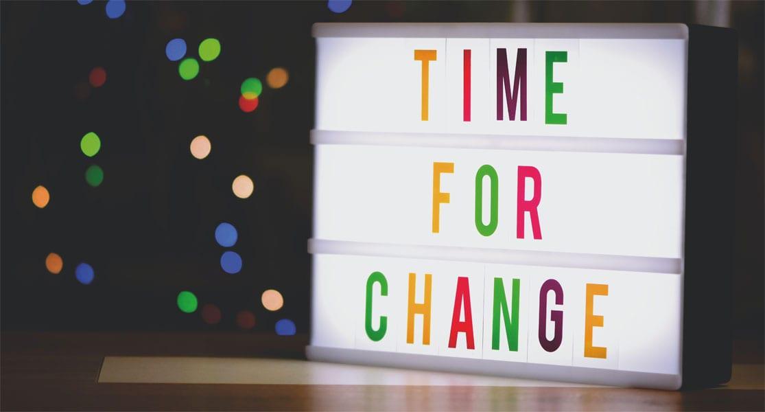 Auslöser für den WOL-Prozess ist meist der Wunsch nach Veränderung. © pexels