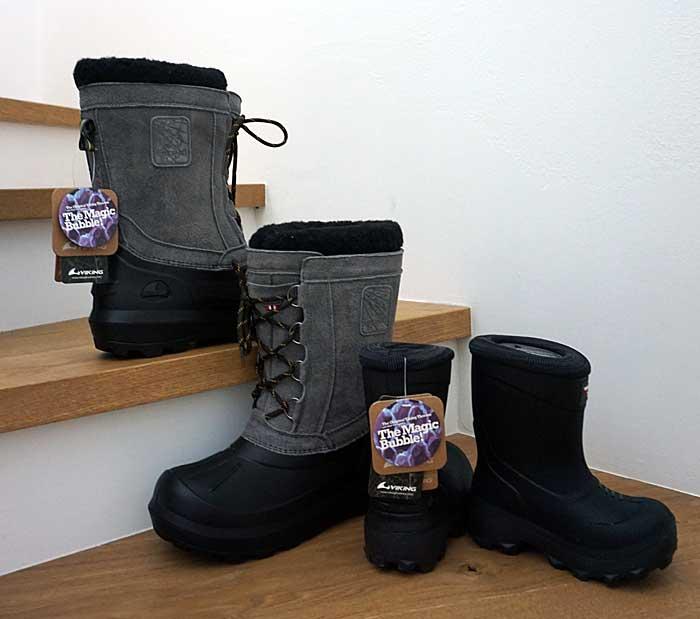Die Boots Frost Fighter und Svartisen von Viking