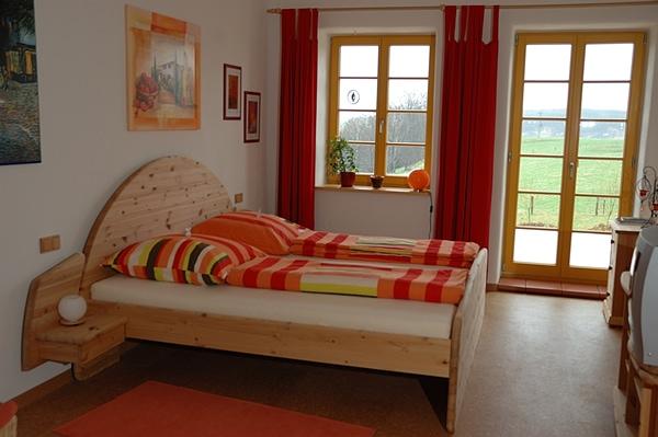 Zimmer in der Villa Weissig