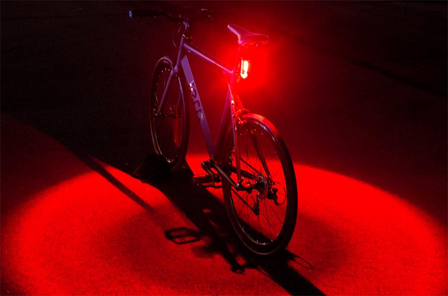 Das neue Fahrradlicht Vizy Light im Test