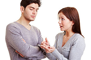Männer wollen Frauen, die konkret sagen, was sie wollen; Bildquelle: Robert Kneschke - Fotolia.com