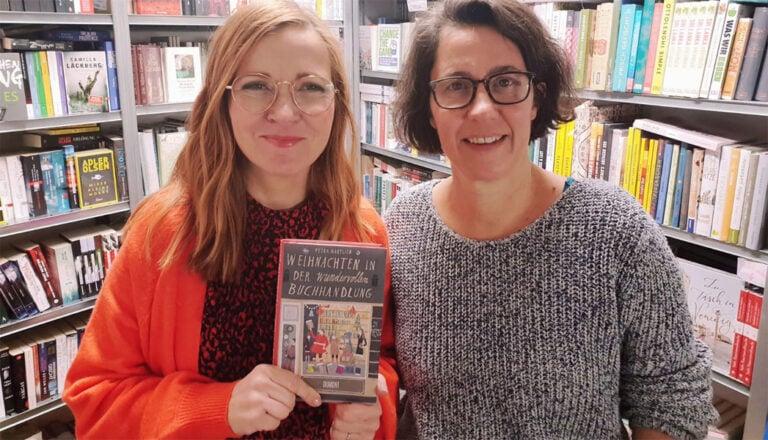 Buchtipp: Weihnachten in der wundervollen Buchhandlung