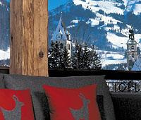 Sport & Genießen pur im Kitzhof Mountain Design Resort; © Kitzhof Mountain Design Resort