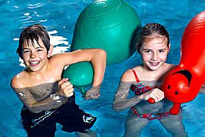 Wellness für Kinder wird immer beliebter; Bildquelle: Hotel Cristallo Falky´s Kinder Spa / falkensteiner.com