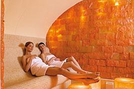 Entspannung pur im Lady Spa; Bildquelle: Wellness-Residenz Schalber