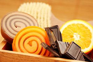 Auch äußerlich angewendet verspricht Schokolade puren Genuss; Bildquelle: istockphoto, matka_Wariatka