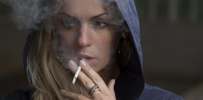 Rauchen ist schädlich
