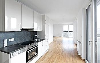 Raumaufteilung ist bei der Wohnungssuche wichtig; Bildquelle: BAR