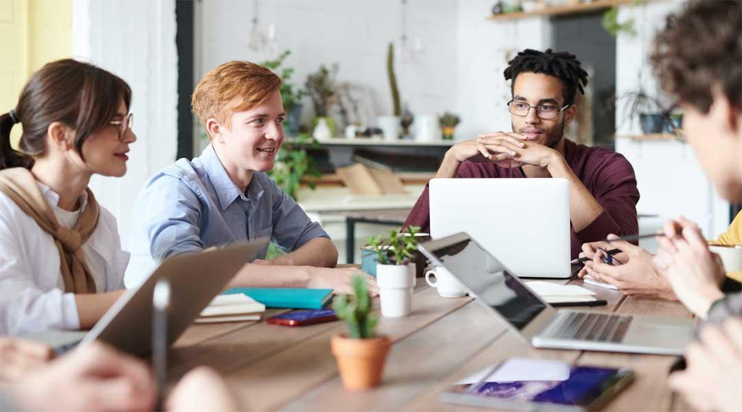 Beziehungen und Vernetzung stehen bei Working Out Loud im Mittelpunkt