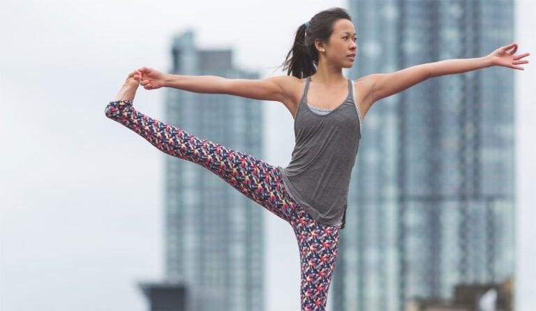 Mit Yoga zu innerer Balance