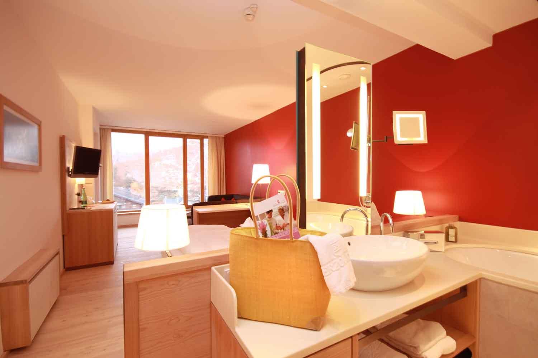 Zimmer im Spa Hotel