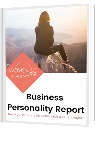 Business Personality Report