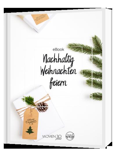 eBook Nachhaltig Weihnachten feiern