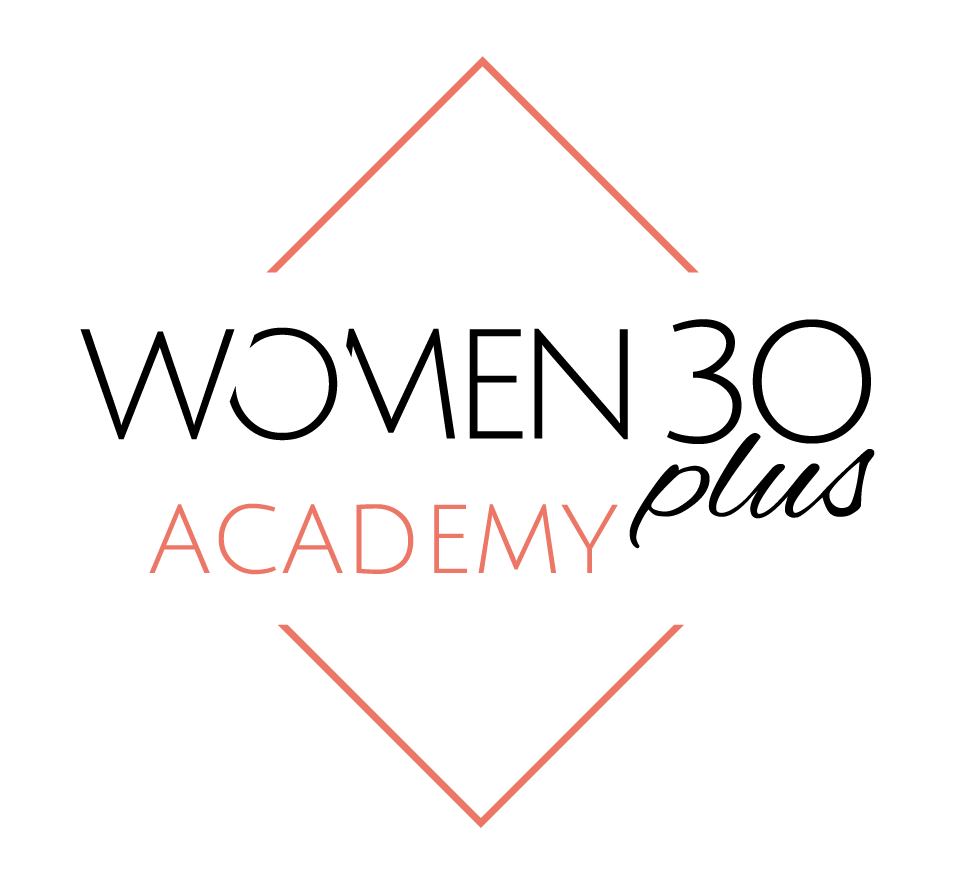 Logo Women30plus Academy