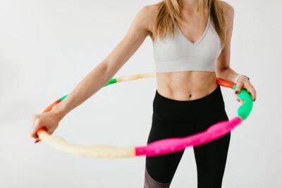 hula hoop der neue fitnesstrend