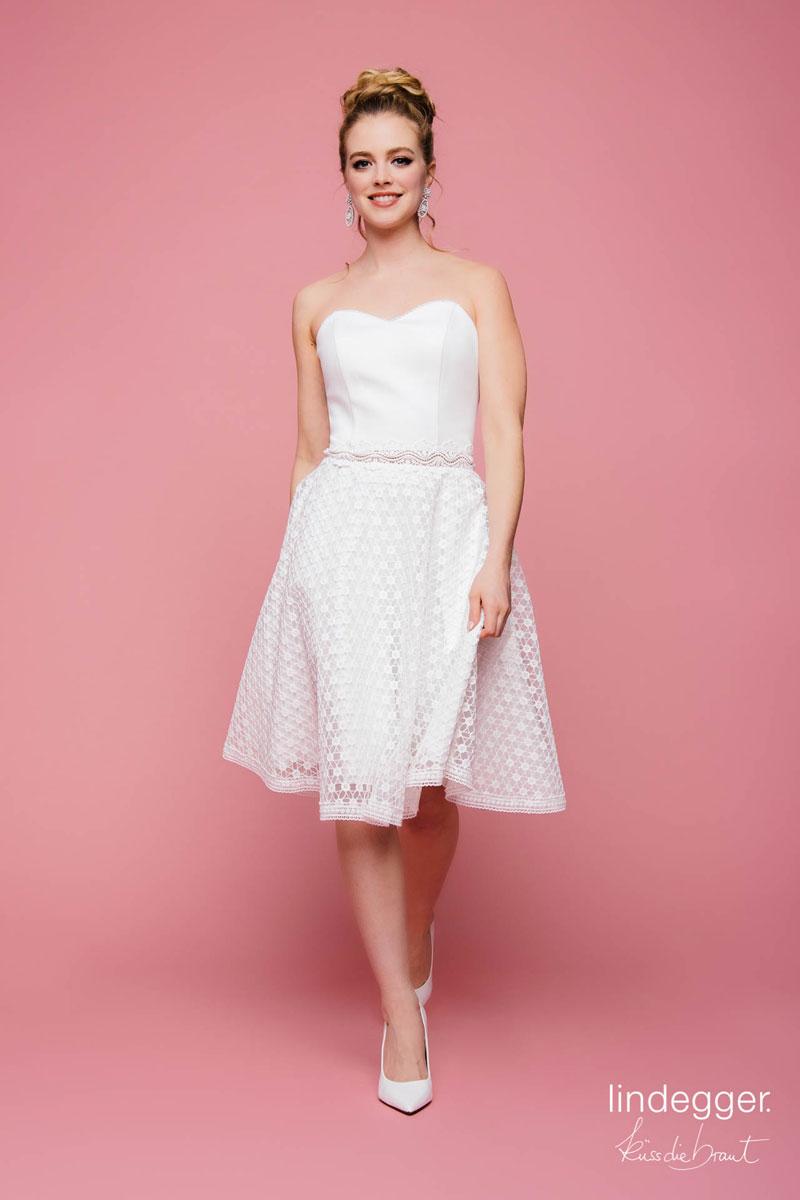 50er Jahre-Brautkleid Cilly von küssdiebraut