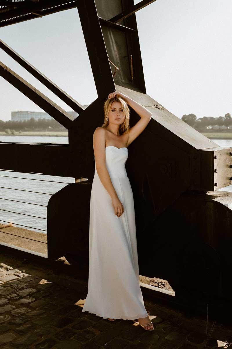 Braut-Jumpsuit Dahlia von Noni