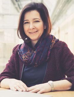 Susanne Huber-Schwarz aka die Bewerbungsfee