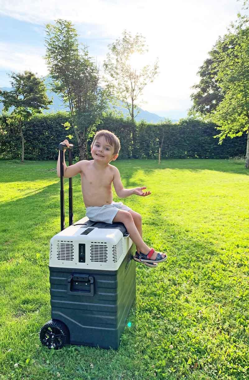 Rundum zufrieden mit der Magira Kühlbox