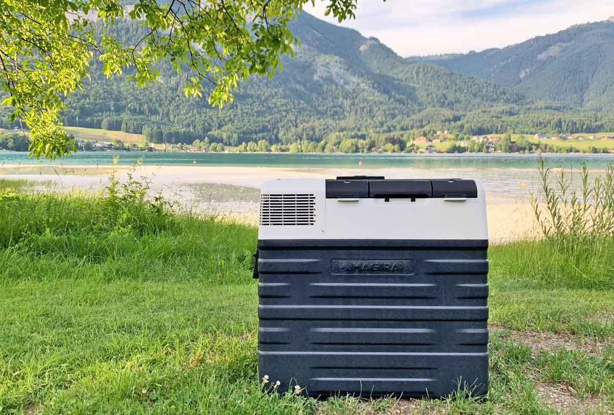 XXL-Kühlbox von Magira im Test