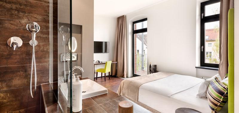 Das Hotel Lux 11 ist ideal gelegen zum Weihnachts-Shopping in Berlin.