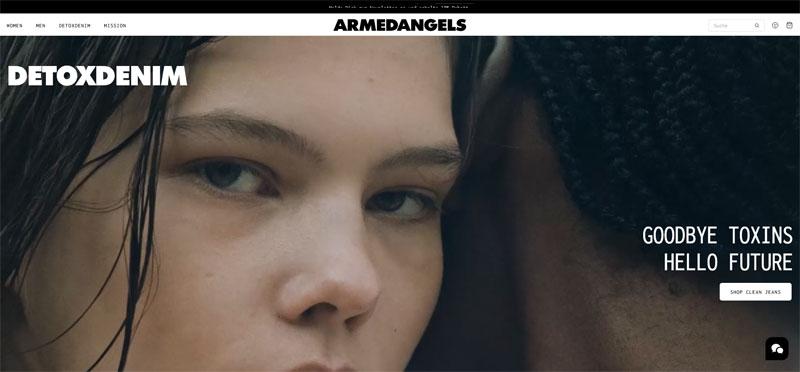 Nachhaltige Mode von Armed Angels