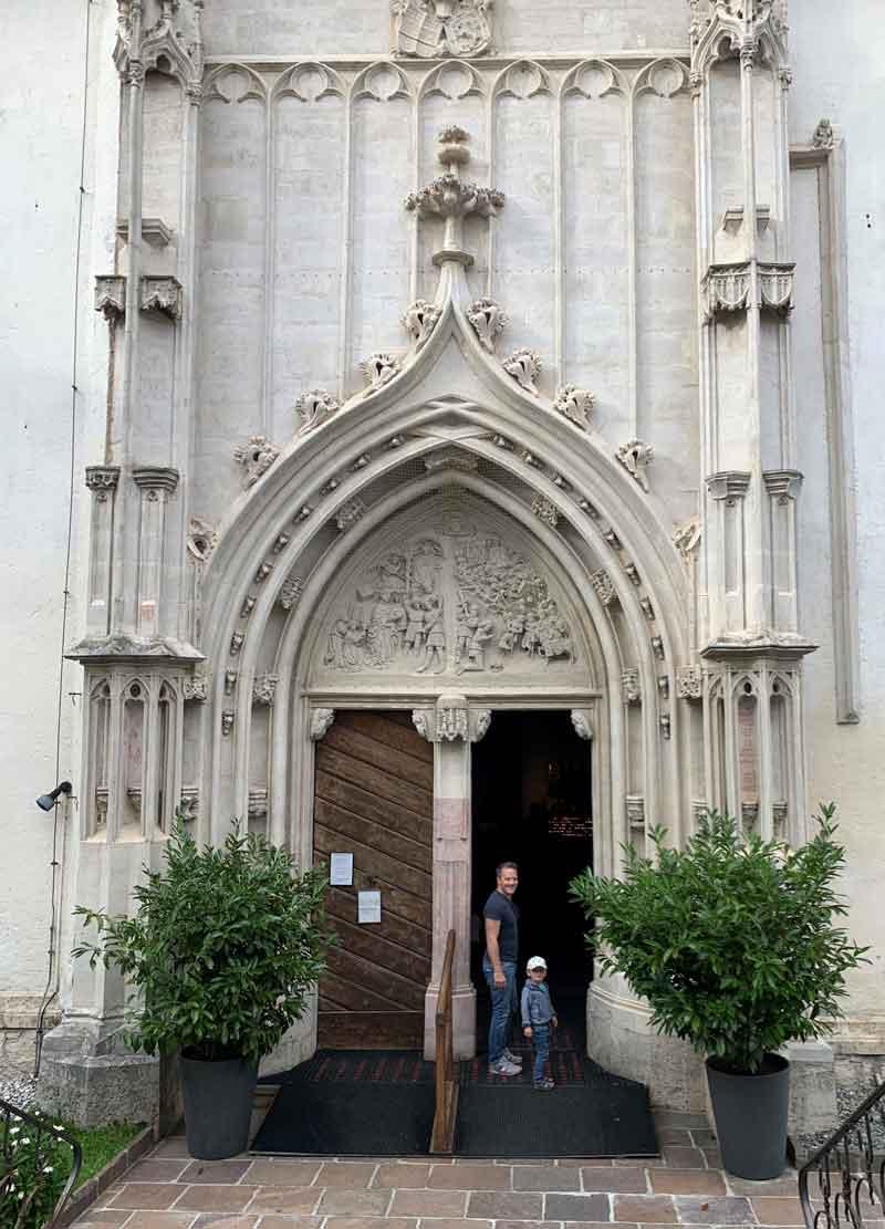 hotel klosterbraeu kirche 1