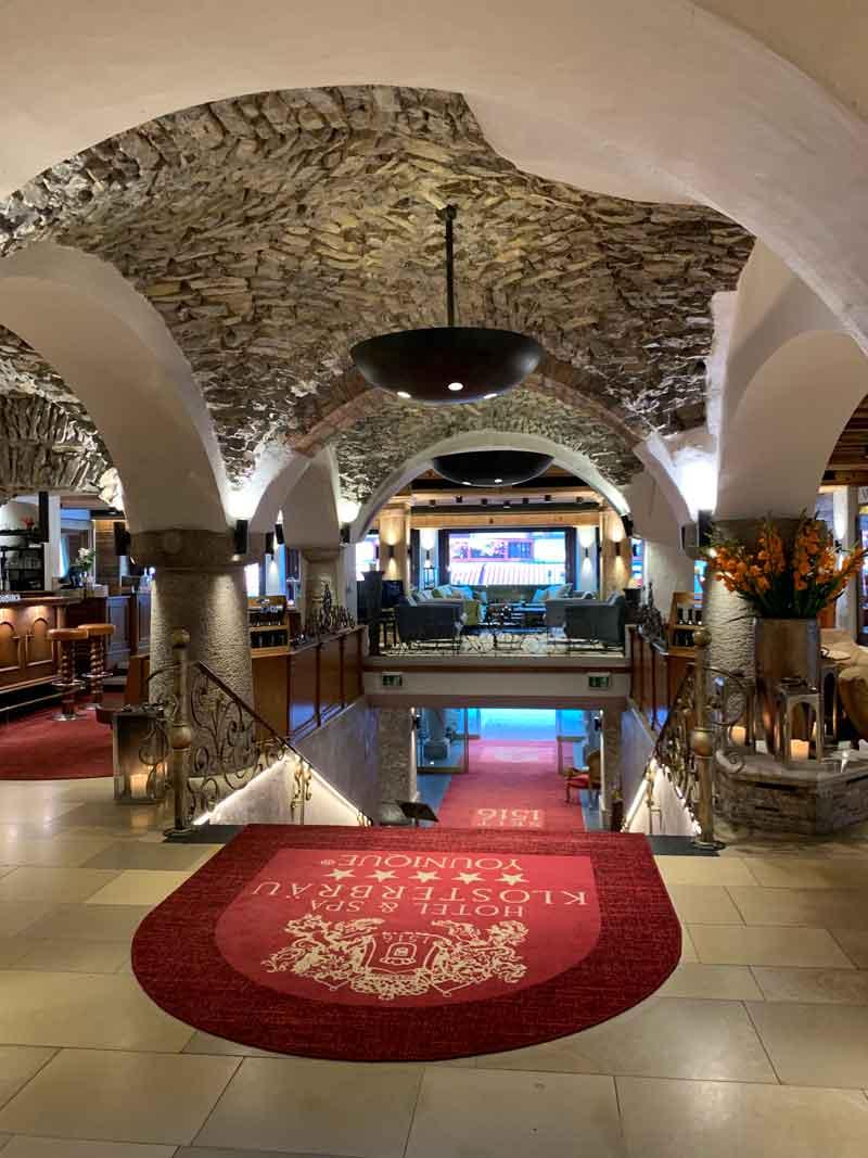hotel klosterbraeu weinkeller 1